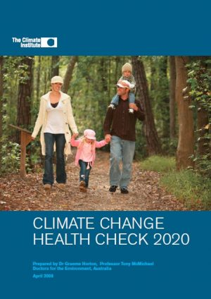 Climate Change Health Check 2020