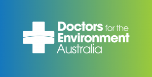 Doctors for the Environment Australia Logo