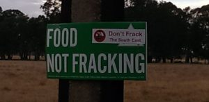 Renew Economy Oped: No social licence, no gas fracking in South Australia