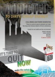 Coal & Health Poster