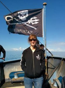 Sea Shepherd's Operation Jeedara; a ship's doctor's account
