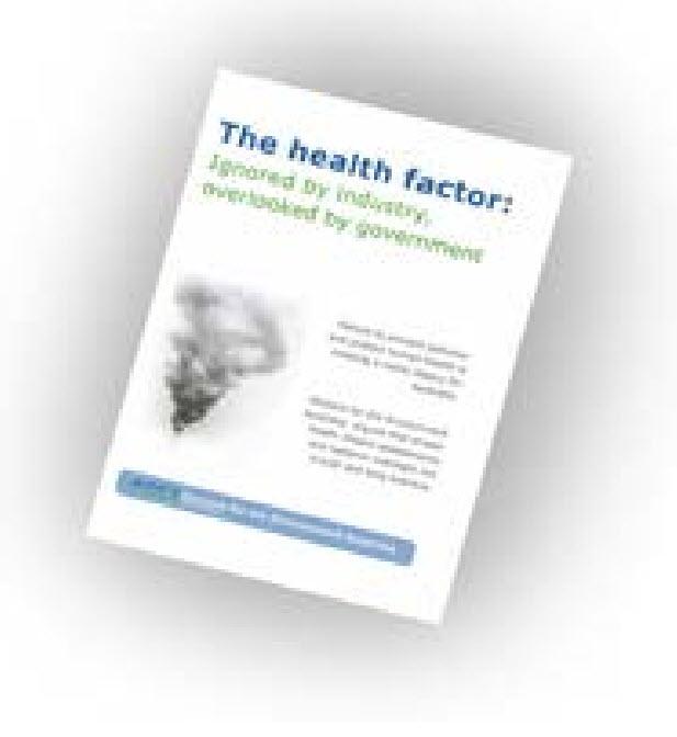 The Health Factor Fact Sheet
