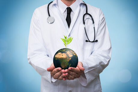 The health and financial imperative to improve health care's environmental footprint